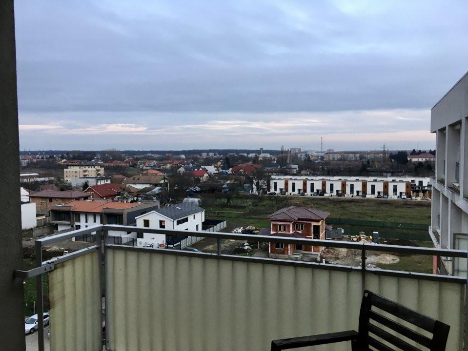Apartament cu 2 camera, semidecomandat, de inchiriat, zona Aradului. 13