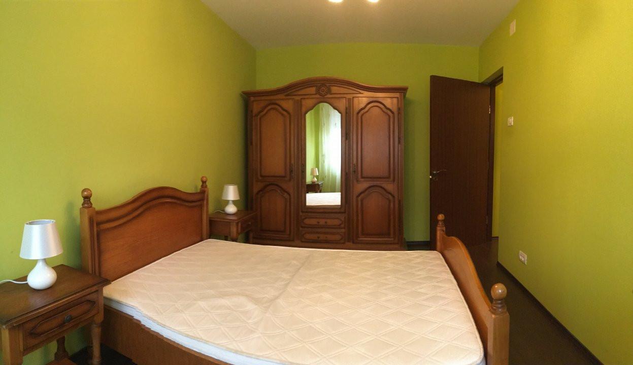 Apartament cu 3 camera, semidecomandat, de inchiriat, zona Circumvalatiunii. 4