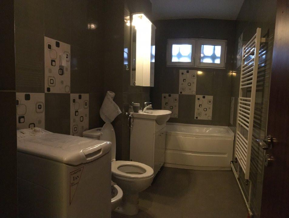 Apartament cu 3 camera, semidecomandat, de inchiriat, zona Circumvalatiunii. 11