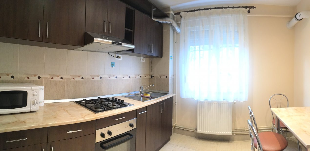 Apartament cu 3 camera, semidecomandat, de inchiriat, zona Circumvalatiunii. 15