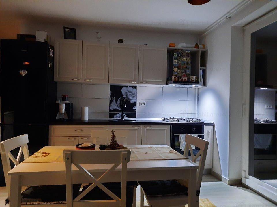Apartament cu trei camere | Complet Mobilat | Giroc | Langa Benzinaria ESO 1