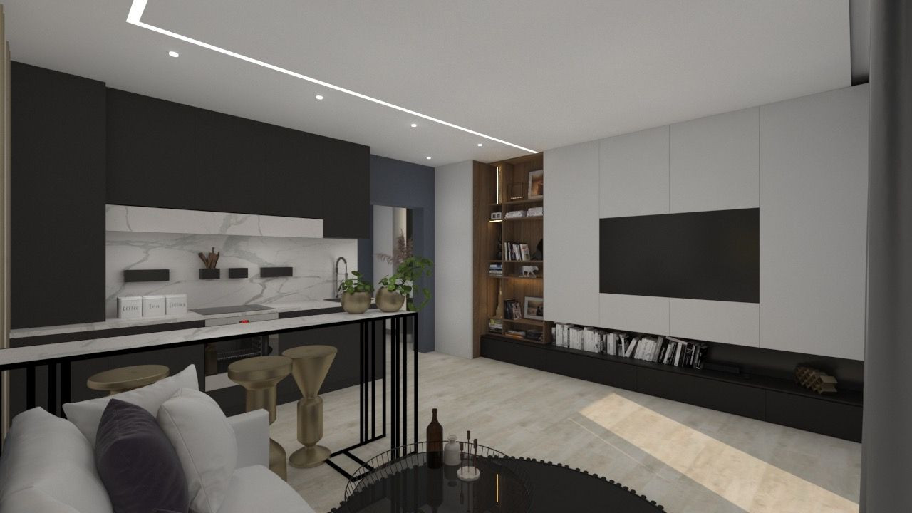 Apartament 1 camera de vanzare in Braytim - Giroc - ID V120 5