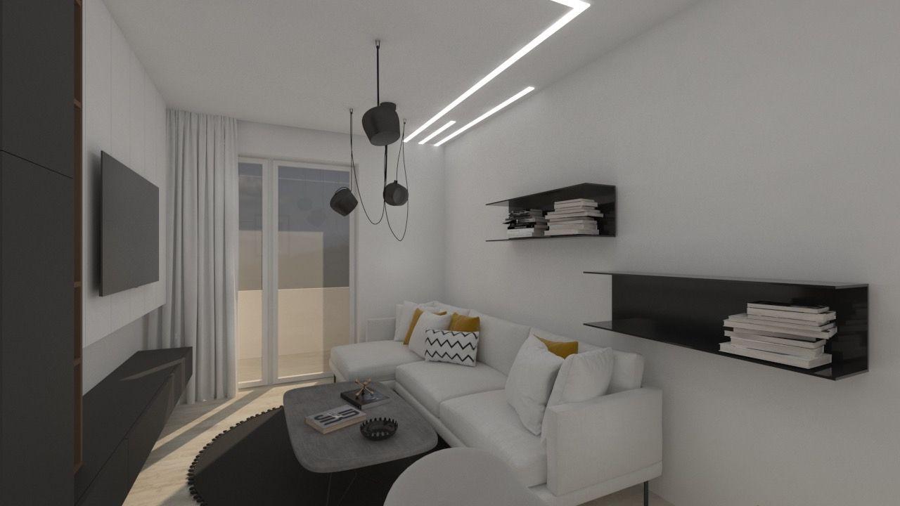Apartament 1 camera de vanzare in Braytim - Giroc - ID V120 17