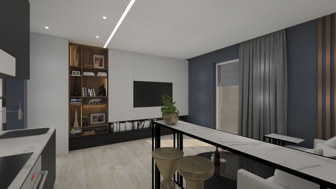 Apartament 1 camera de vanzare in Braytim - Giroc - ID V120 30