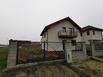 Casa individuala in Localitatea Urseni-