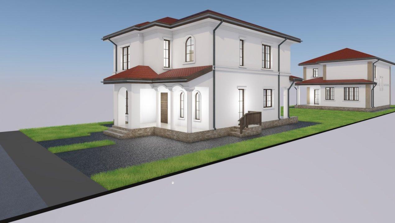 Vand casa individuala la padure - Dumbravita 1