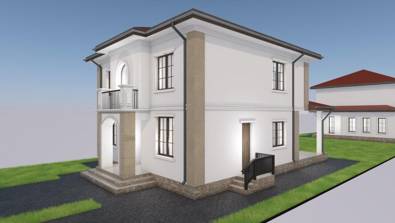 Vand casa individuala la padure - Dumbravita 4