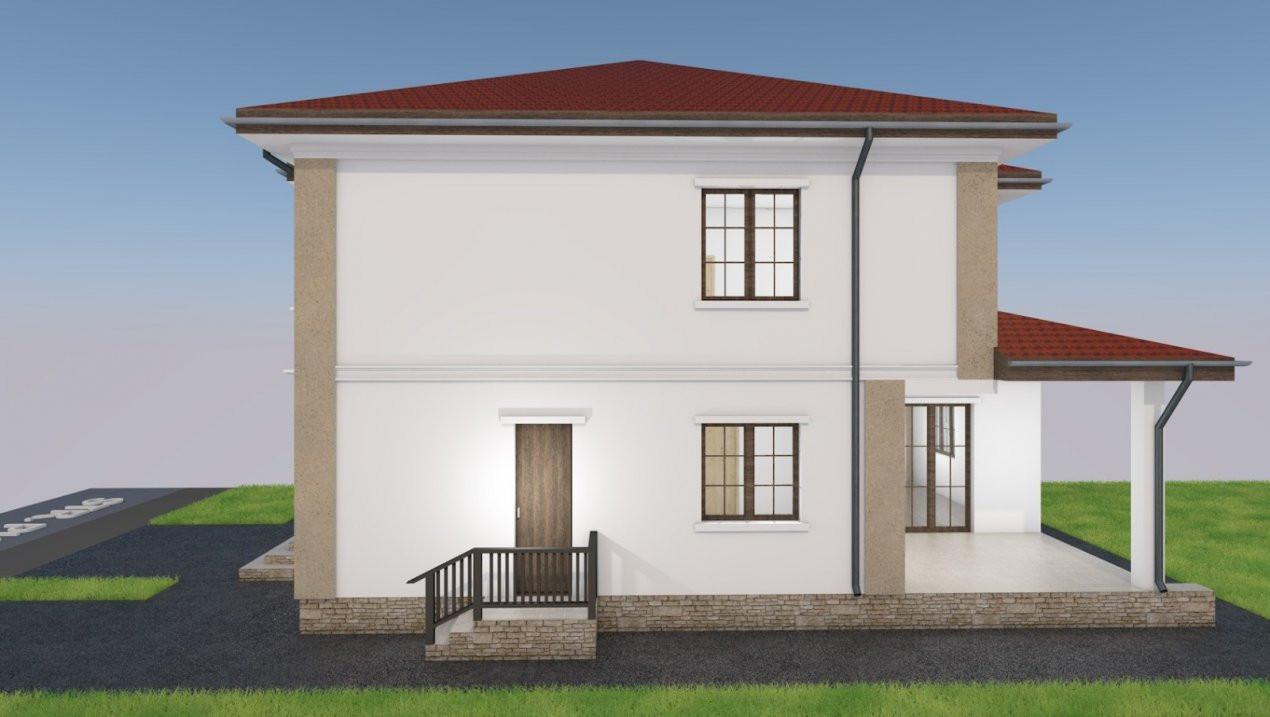 Vand casa individuala la padure - Dumbravita 5