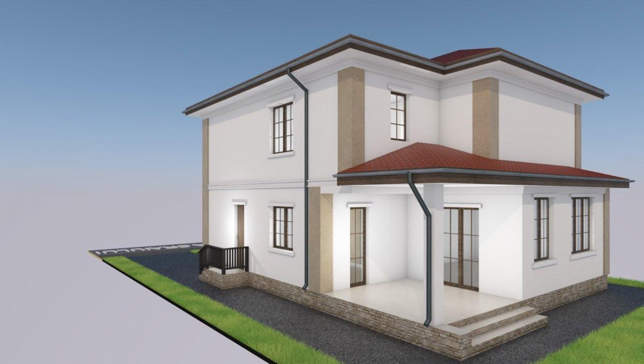 Vand casa individuala la padure - Dumbravita 6