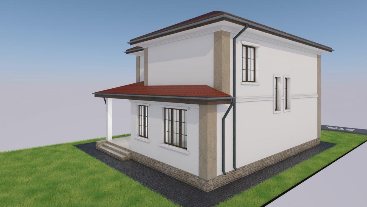 Vand casa individuala la padure - Dumbravita 8