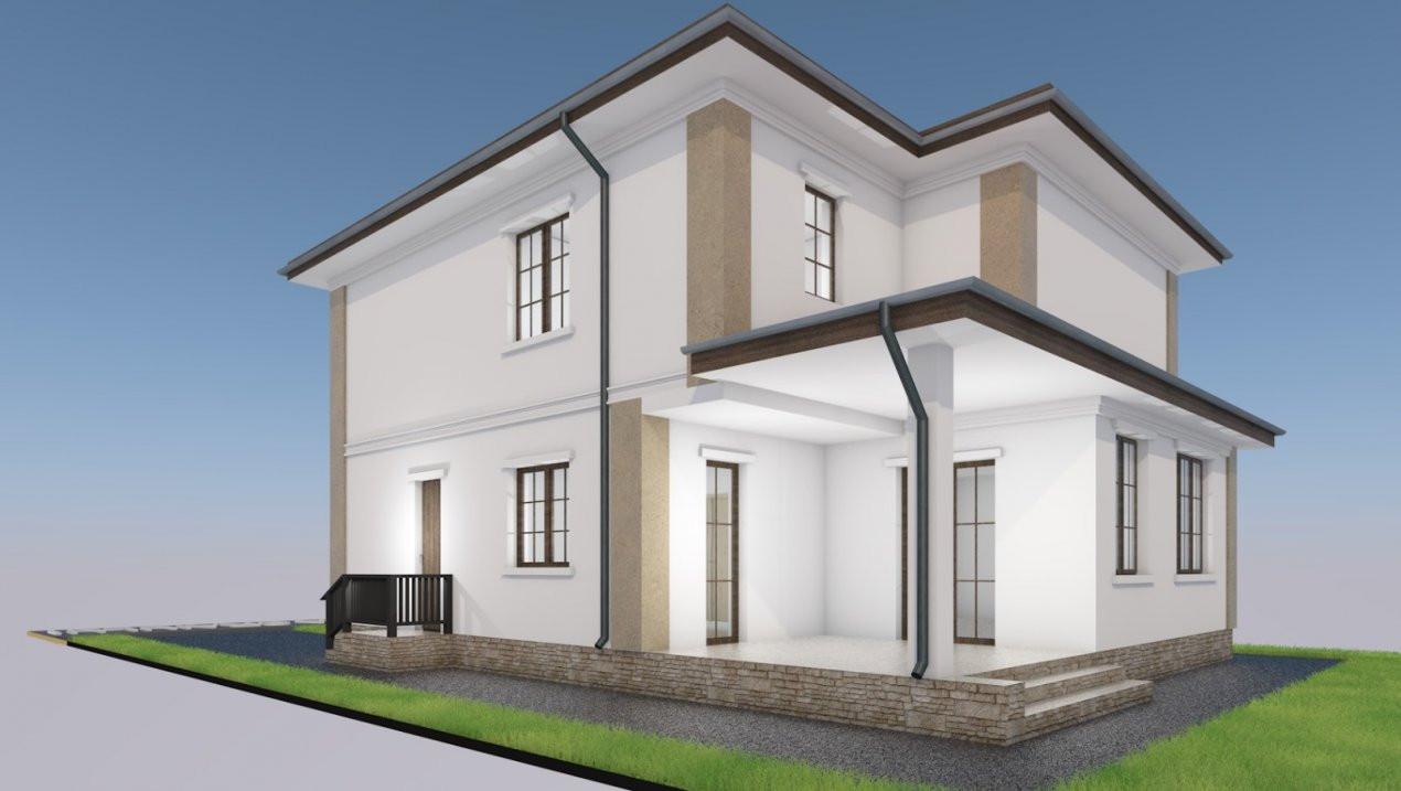 Vand casa individuala la padure - Dumbravita 13