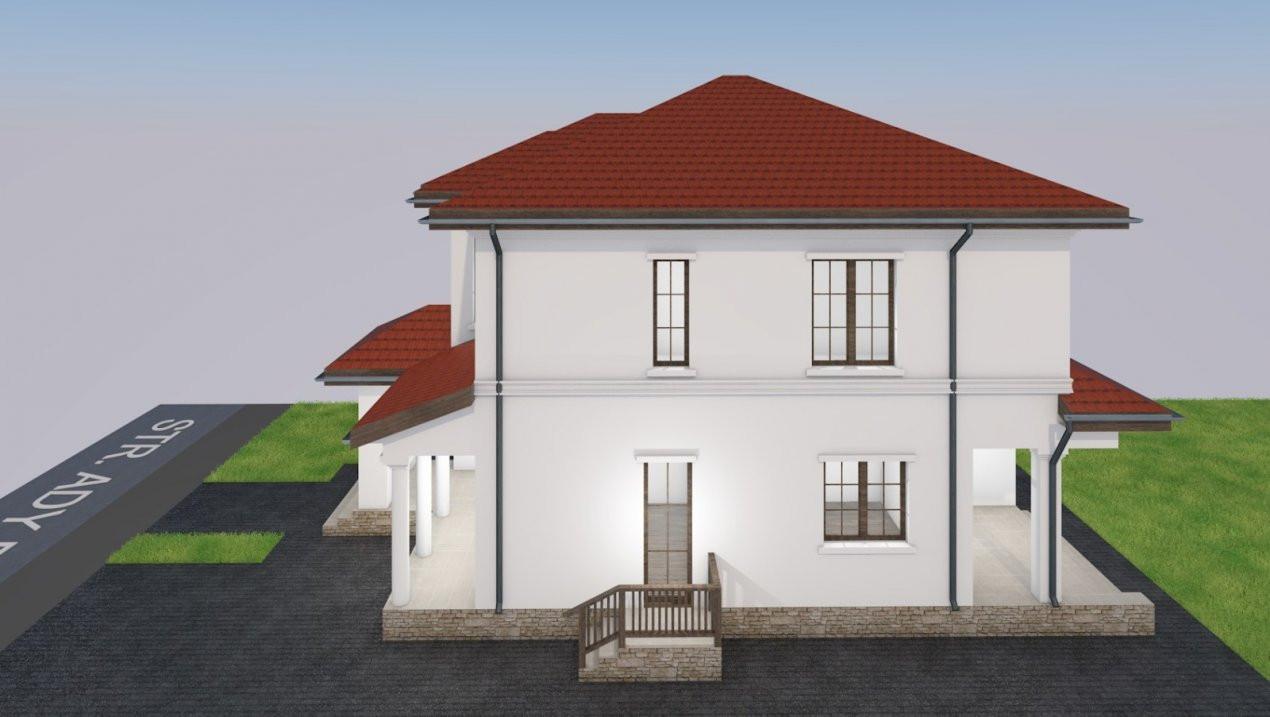 Vand casa individuala la padure - Dumbravita 18