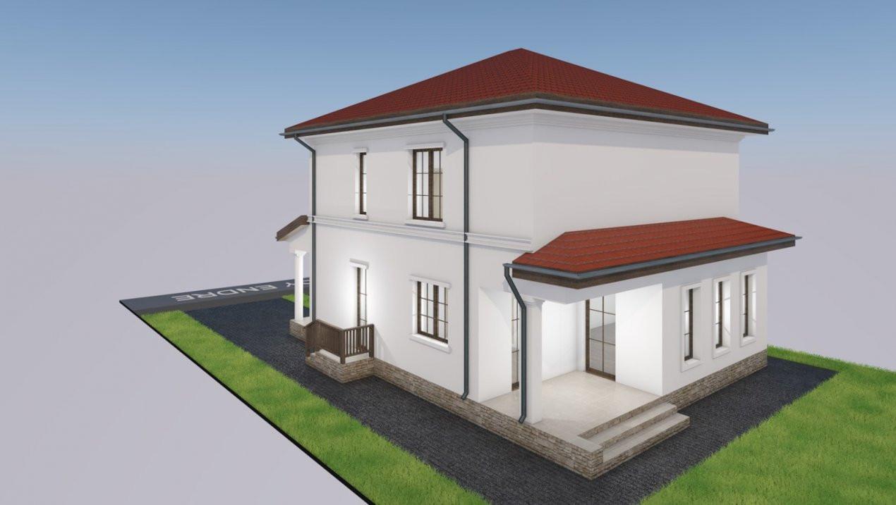 Vand casa individuala la padure - Dumbravita 19