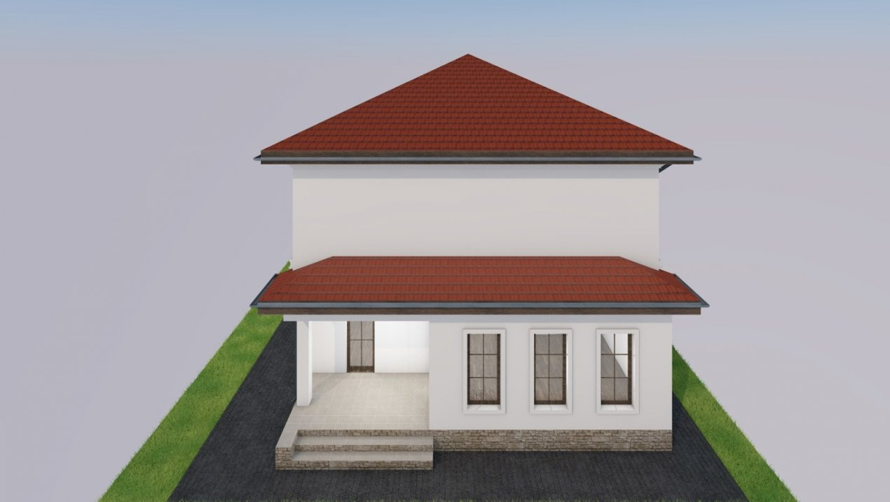 Vand casa individuala la padure - Dumbravita 20