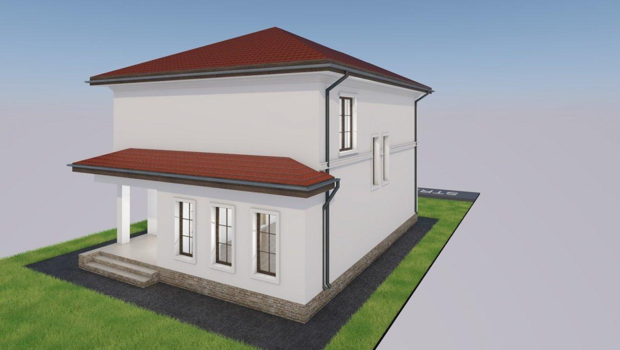 Vand casa individuala la padure - Dumbravita 21