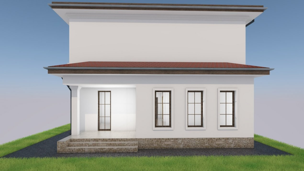 Vand casa individuala la padure - Dumbravita 25
