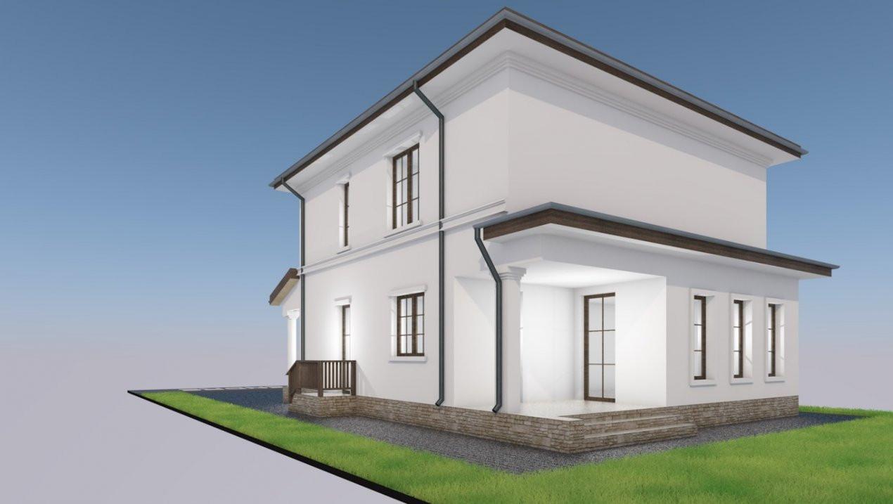 Vand casa individuala la padure - Dumbravita 26