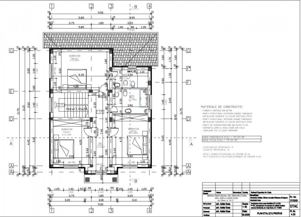 Vand casa individuala la padure - Dumbravita 27