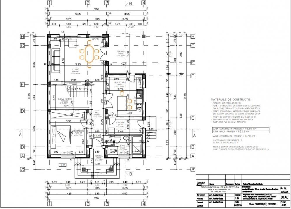 Vand casa individuala la padure - Dumbravita 28