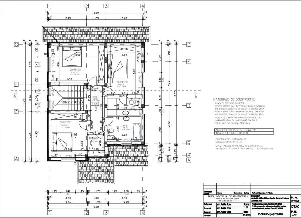 Vand casa individuala la padure - Dumbravita 29