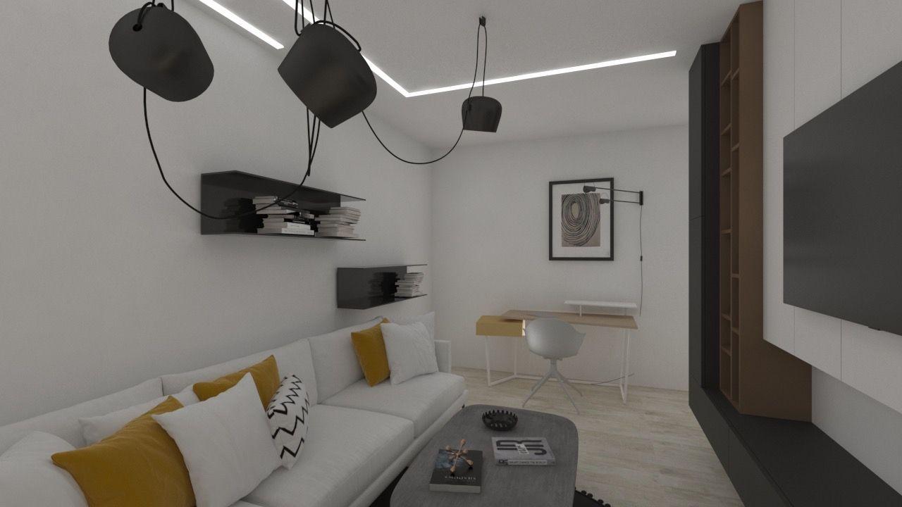 Apartament 1 camera de vanzare in Braytim - Giroc - ID V122 4