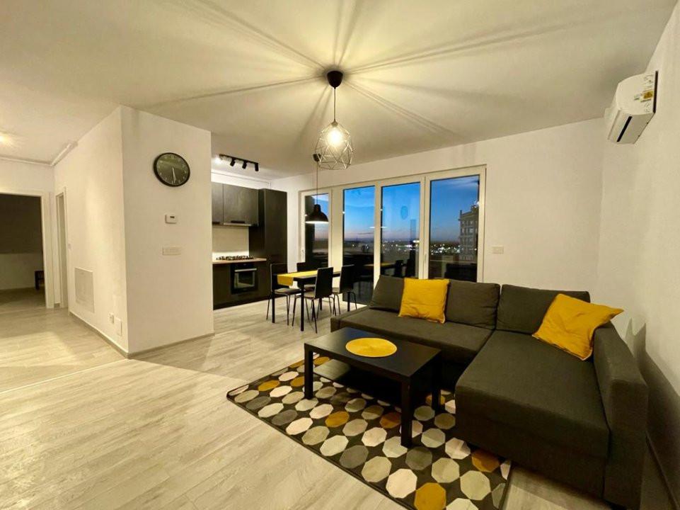 Apartament 2 camere, semidecomandat, de inchiriat, zona Aradului 1
