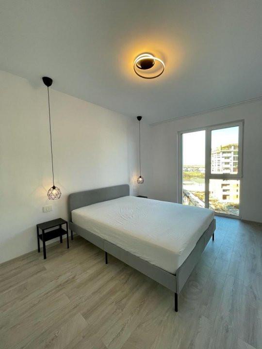 Apartament 2 camere, semidecomandat, de inchiriat, zona Aradului 7