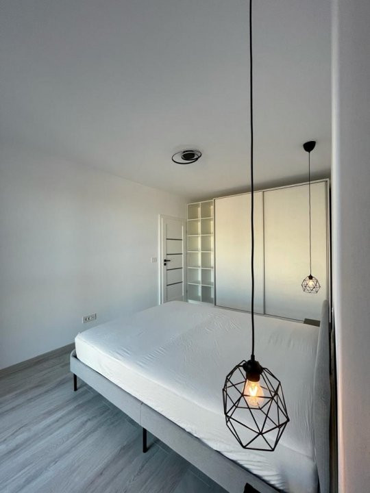 Apartament 2 camere, semidecomandat, de inchiriat, zona Aradului 9