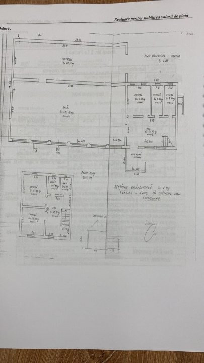 De inchiriat Spatii de birouri + hala depozitare - teren 6.000 mp 2