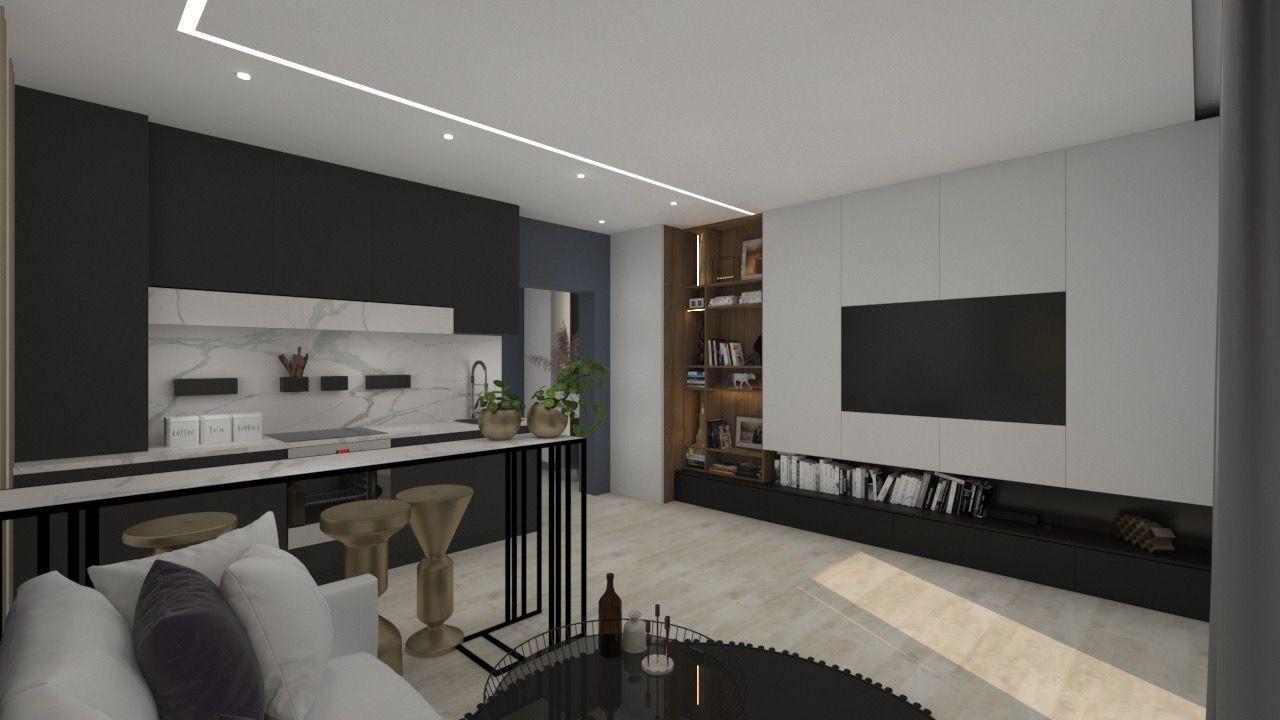Apartament 1 camera de vanzare in Braytim - Giroc - ID V123 3