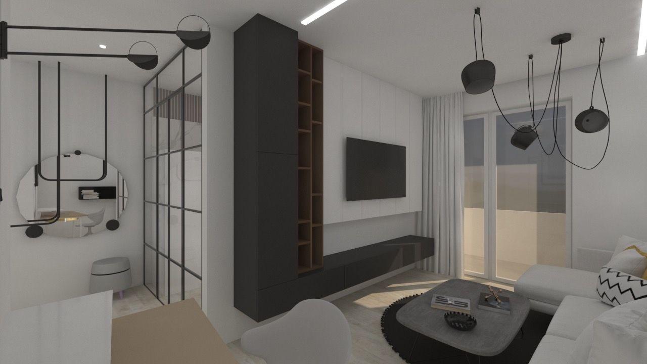 Apartament 1 camera de vanzare in Braytim - Giroc - ID V123 30