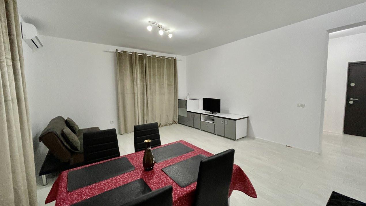 Apartament cu doua camere   Complet Mobilat   Langa LIDL 9