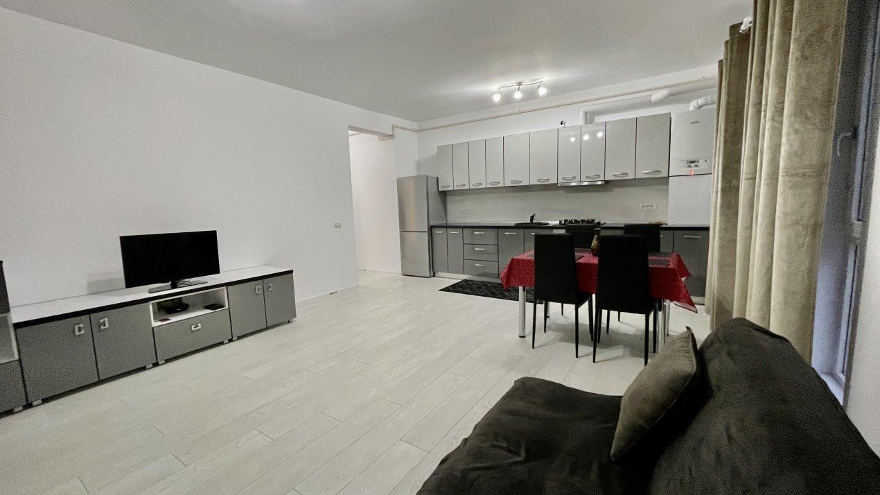 Apartament cu doua camere   Complet Mobilat   Langa LIDL 10