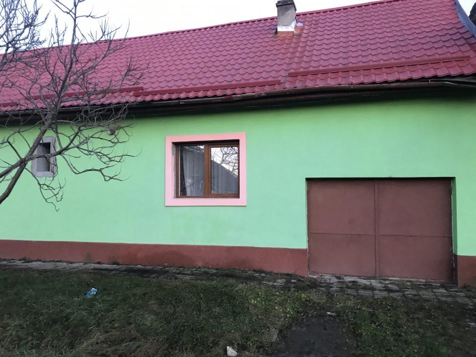 Casa individuala la cheie, cu garaj, in centrul comunei Sag 31