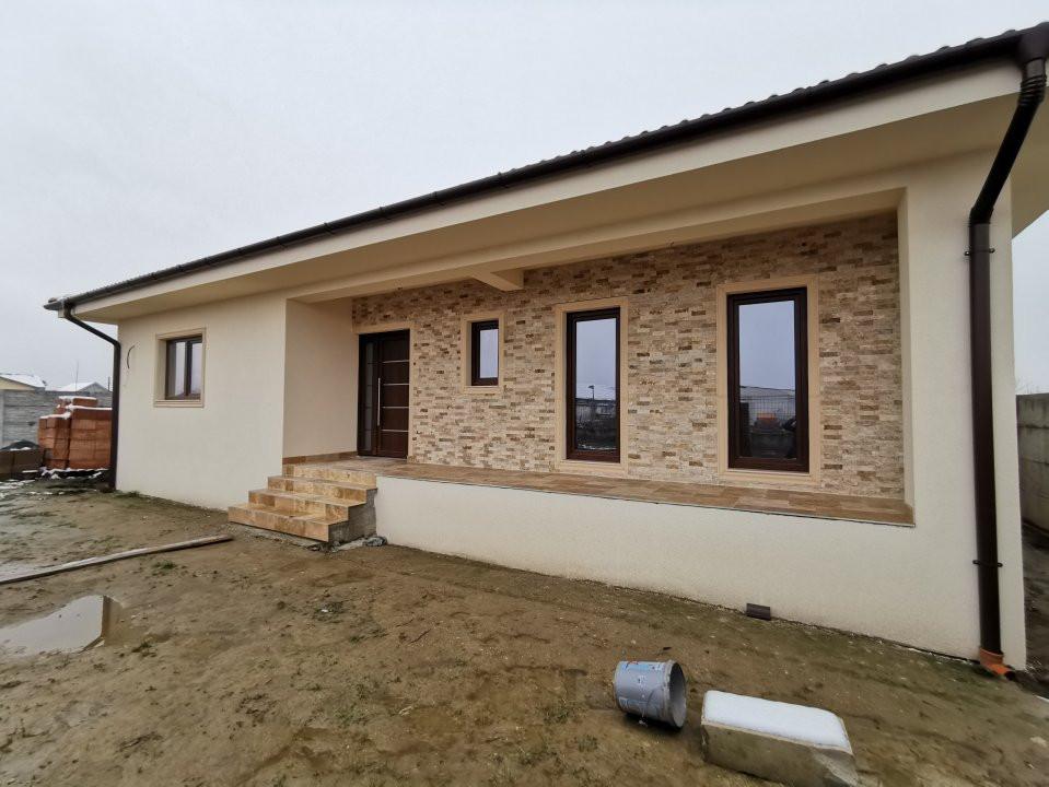 Casa individuala pe parter in Mosnita Noua. 1