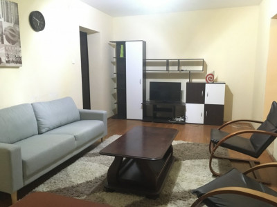 Apartament cu 3 camere, semidecomandat, de vanzare, zona Take Ionescu.
