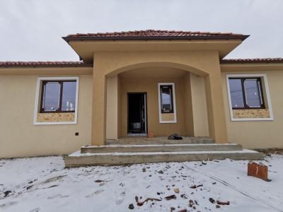 Casa individuala de vanzare in Sag-.Zona Manastire Timiseni.