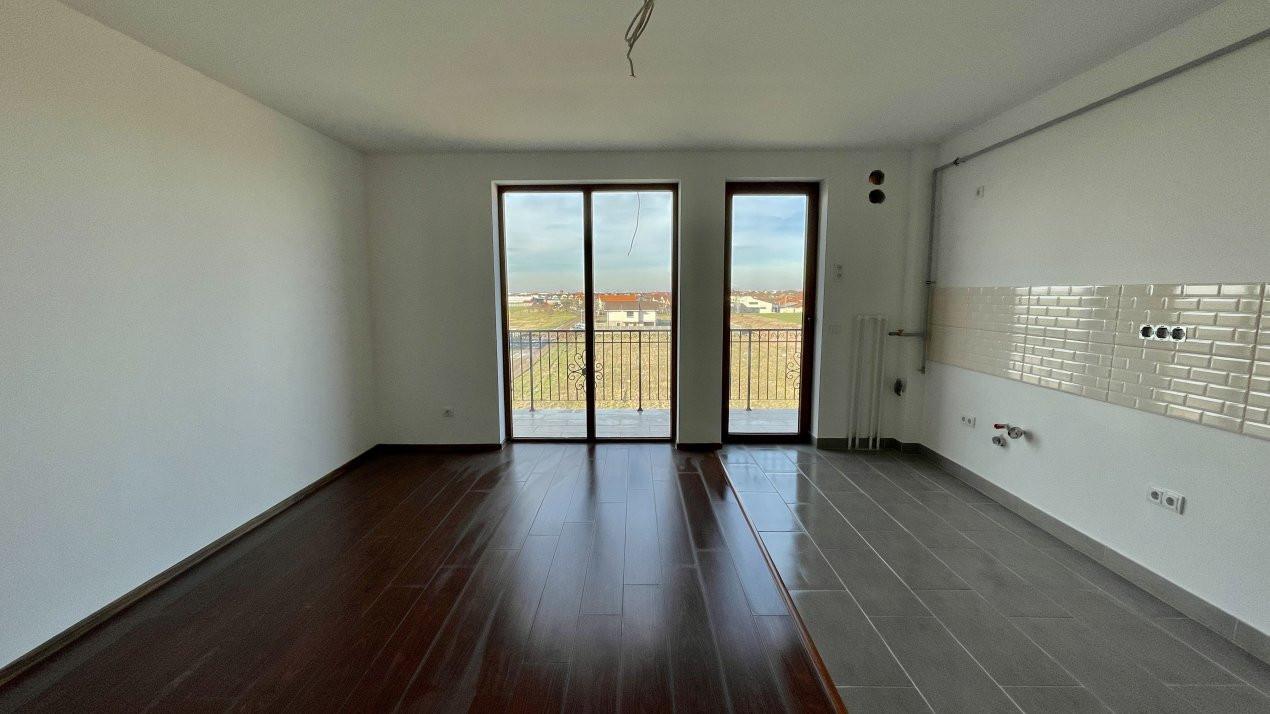 Apartament cu doua camere | SemiDecomandat | Finisaje Moderne | Giroc 9