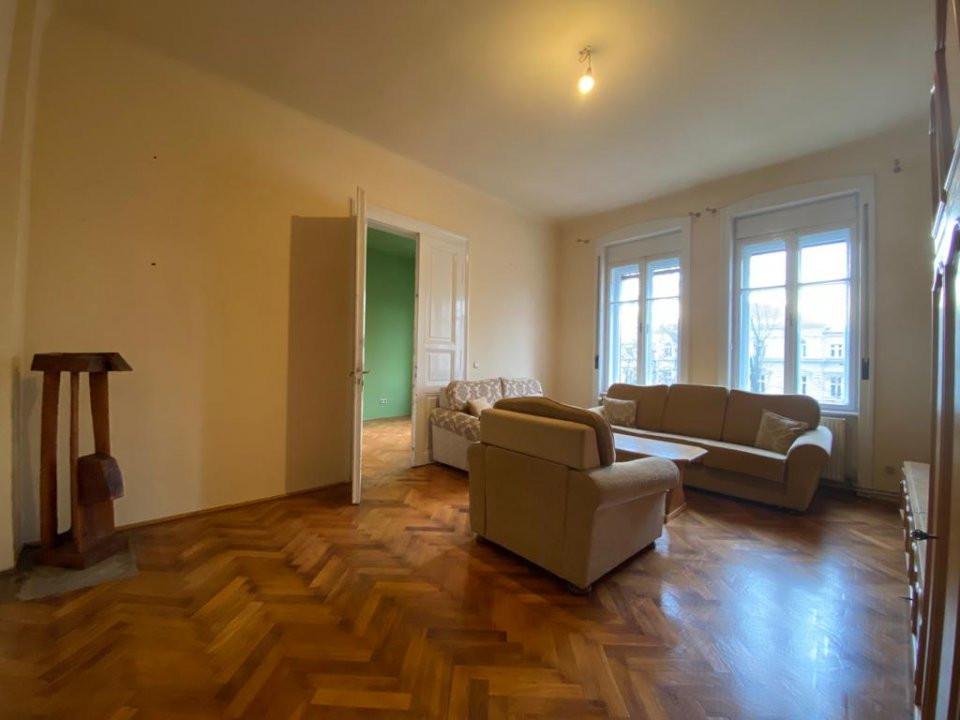 Apartament zonă centrala istorica - 3 camere - V1098 7