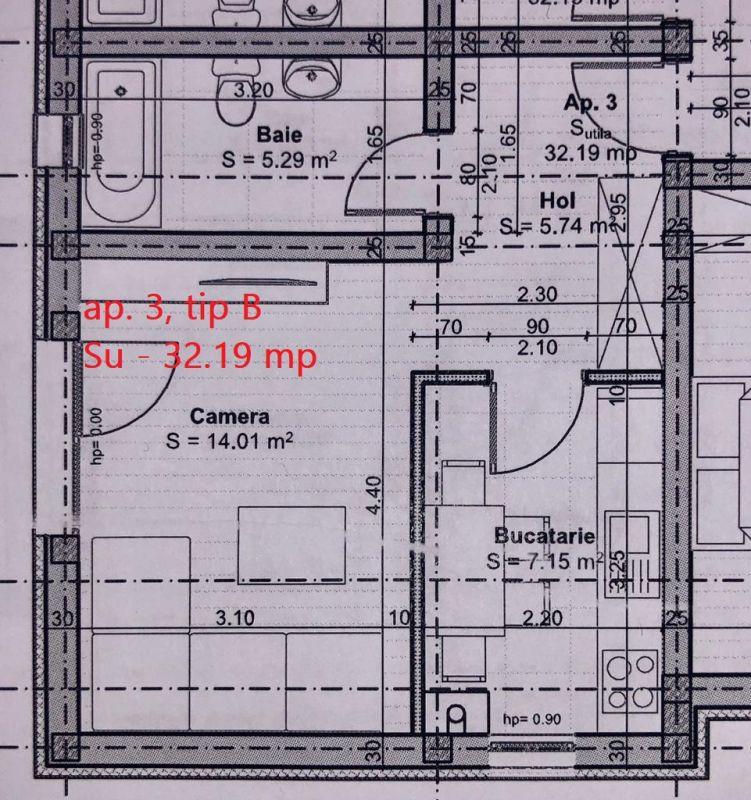 AP.1 camera de vanzare loc de parcare inclus GIROC - ID V54 3