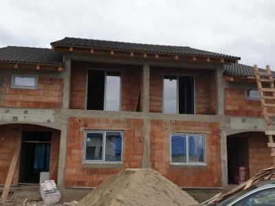 Duplex 4 camere de vanzare Mosnita, Drumul Boilor