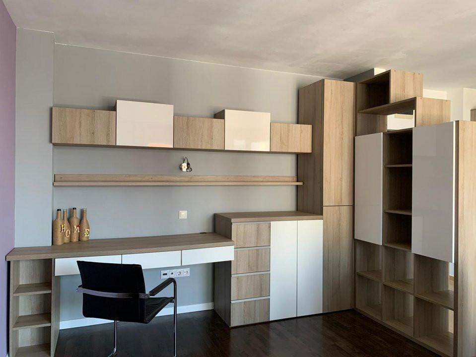 De inchiriat, apartament 2 camere, semidecomandat, Zona Aradului 4