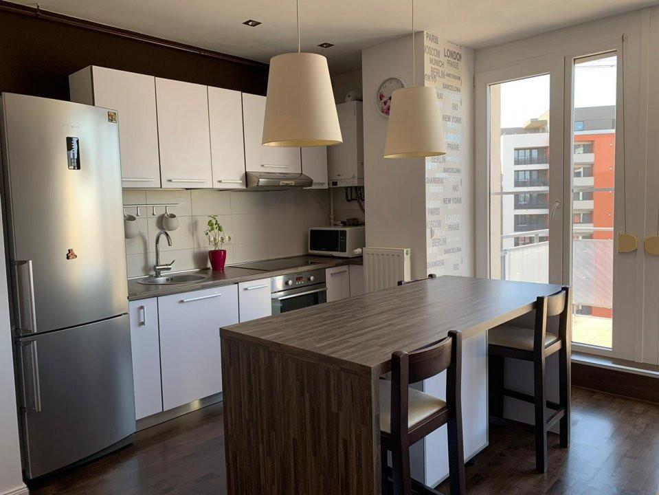 De inchiriat, apartament 2 camere, semidecomandat, Zona Aradului 5