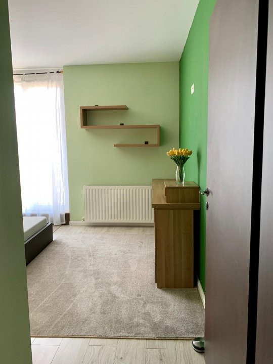 De inchiriat, apartament 2 camere, semidecomandat, Zona Aradului 10