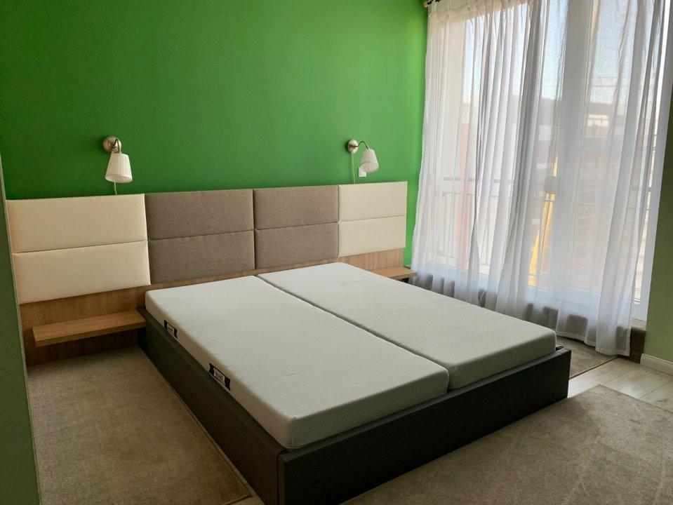 De inchiriat, apartament 2 camere, semidecomandat, Zona Aradului 11