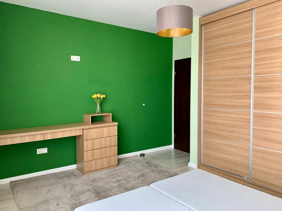 De inchiriat, apartament 2 camere, semidecomandat, Zona Aradului 12