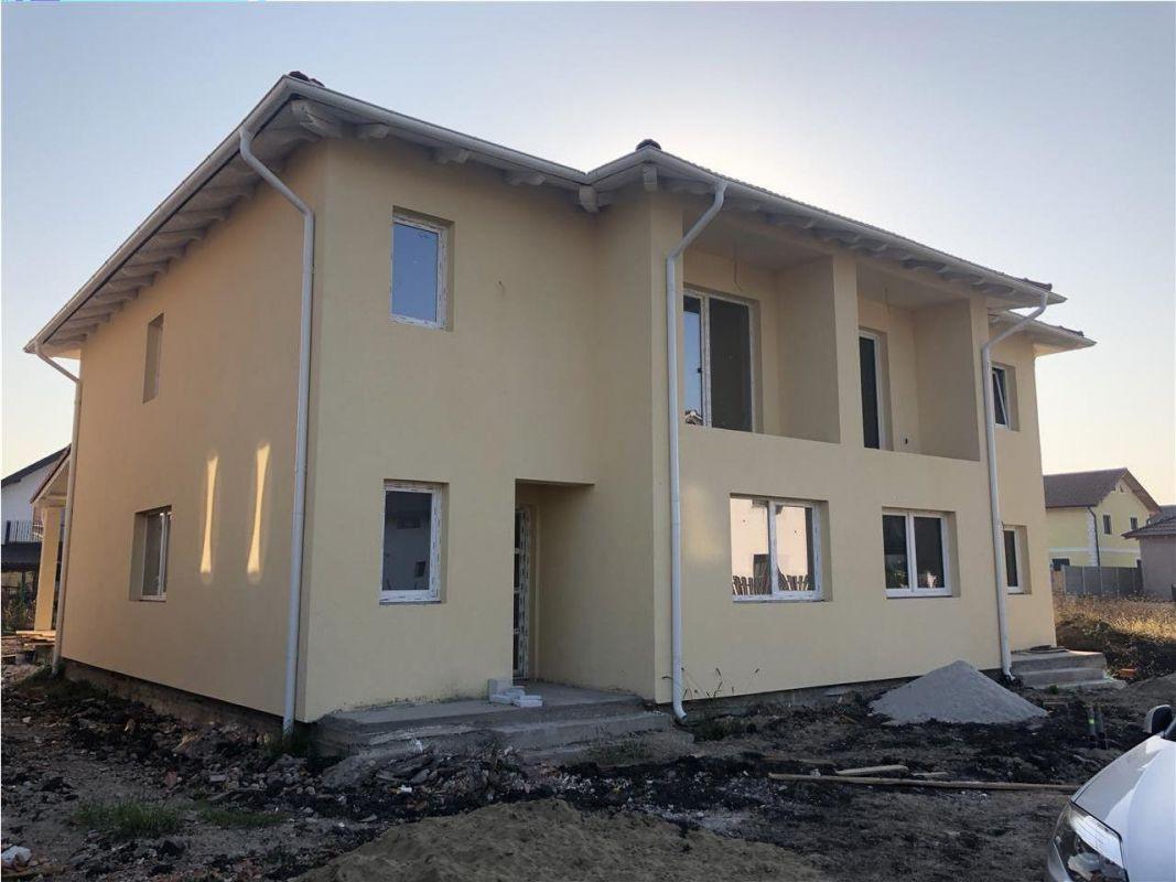 Duplex 5 camere de vanzare toate utilitatile SACALAZ - ID V7 1