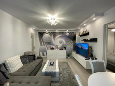 Apartament de vanzare cu 2 camere, mobilat si utilat, in zona Cetatii - V1420